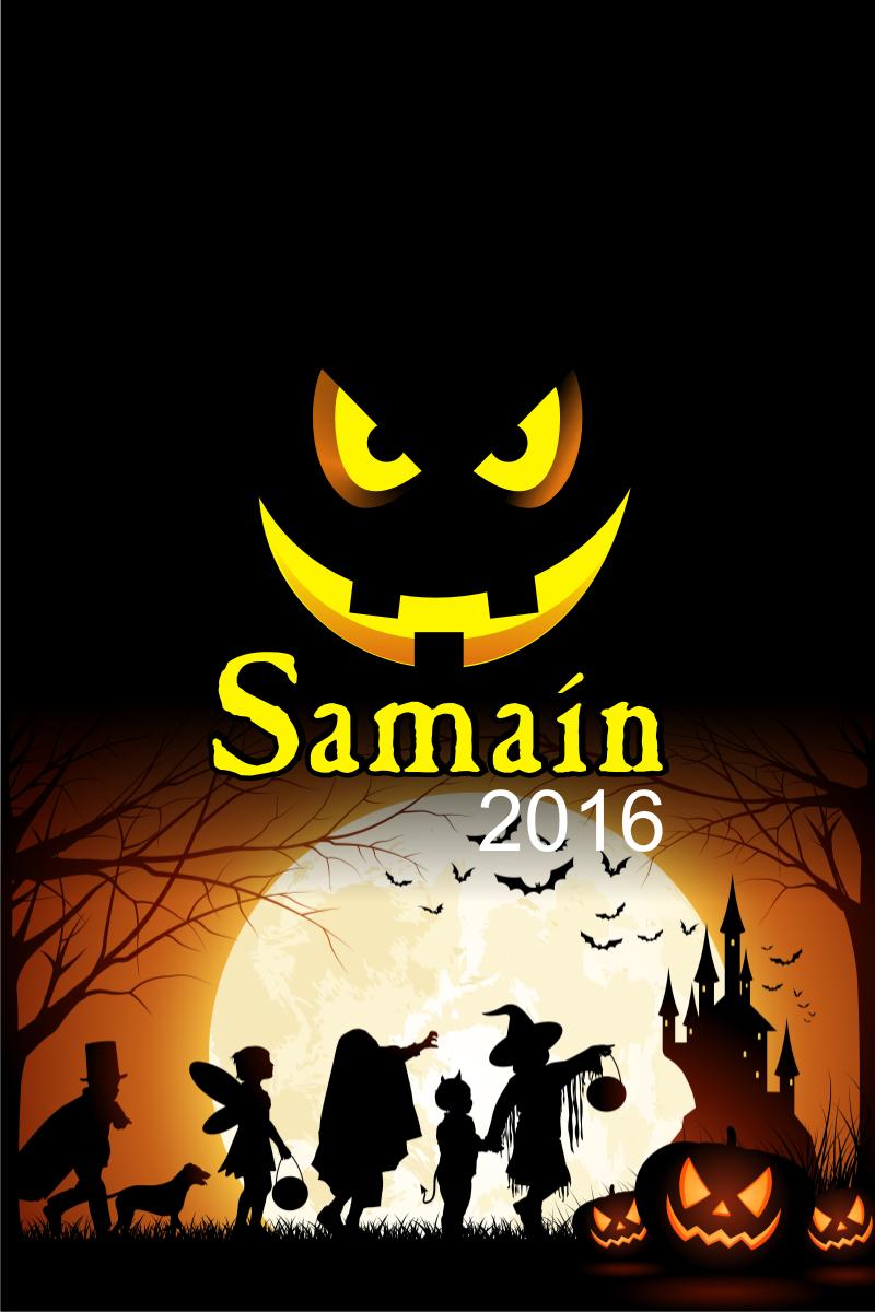 Samaín 2016 Gandomar