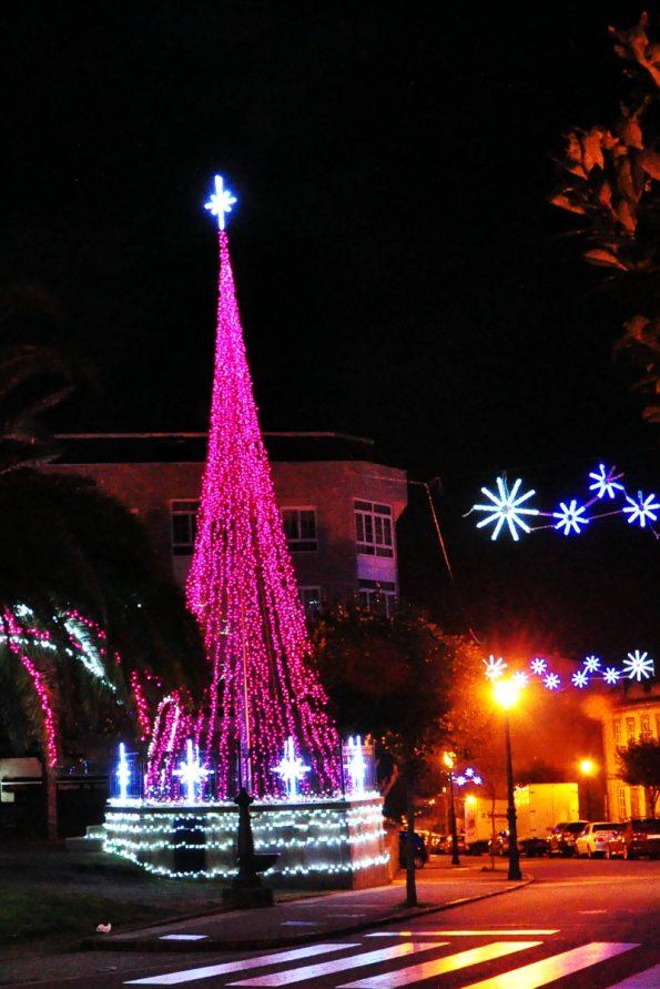 Alumbrado Navidad 2016 en Gondomar